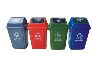 西安3立方鉤臂式垃圾車廠家-西安質量好的西安垃圾桶要到哪買