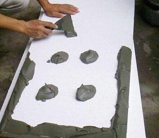 辽源保温板粘结砂浆哪家好-万隆硅砂砂浆可靠的保温板粘结砂浆销售商