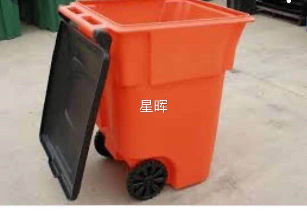 湖北滚塑环保垃圾桶PE环保垃圾桶-宁波哪里有供应划算的PE垃圾桶