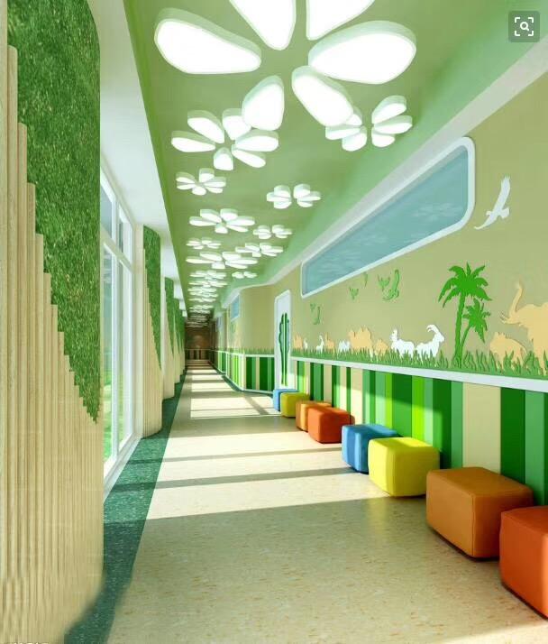 幼儿园专用环保PVC地板
