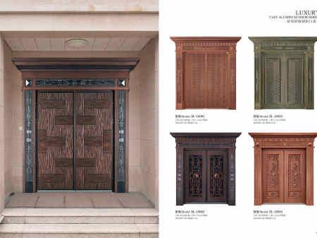 黑龙江精雕铸铝门价格-想要购买性价比高的精雕铸铝门找哪家