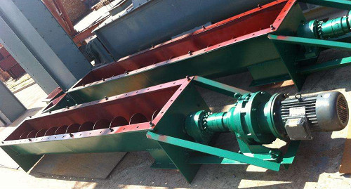 U型螺旋輸送機_河北性能可靠的管式螺旋輸送機