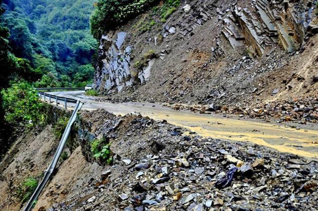 青海地质灾害灾情评估-青海龙堰