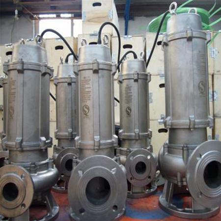 南京不锈钢排污泵供货厂家-质量好的不锈钢排污泵市场价格