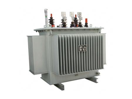 油浸式配电变压器(组合式变电站)箱式变电站(鲁渝)