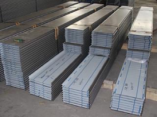 四川铝镁锰板配件_诚心为您推荐郑州地区品牌好的yx65/430型高立边铝镁锰屋面板