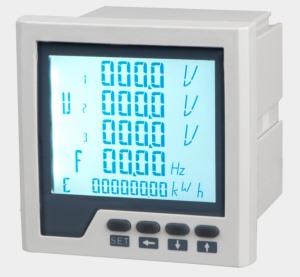 启至LCD三相多功能电力仪表