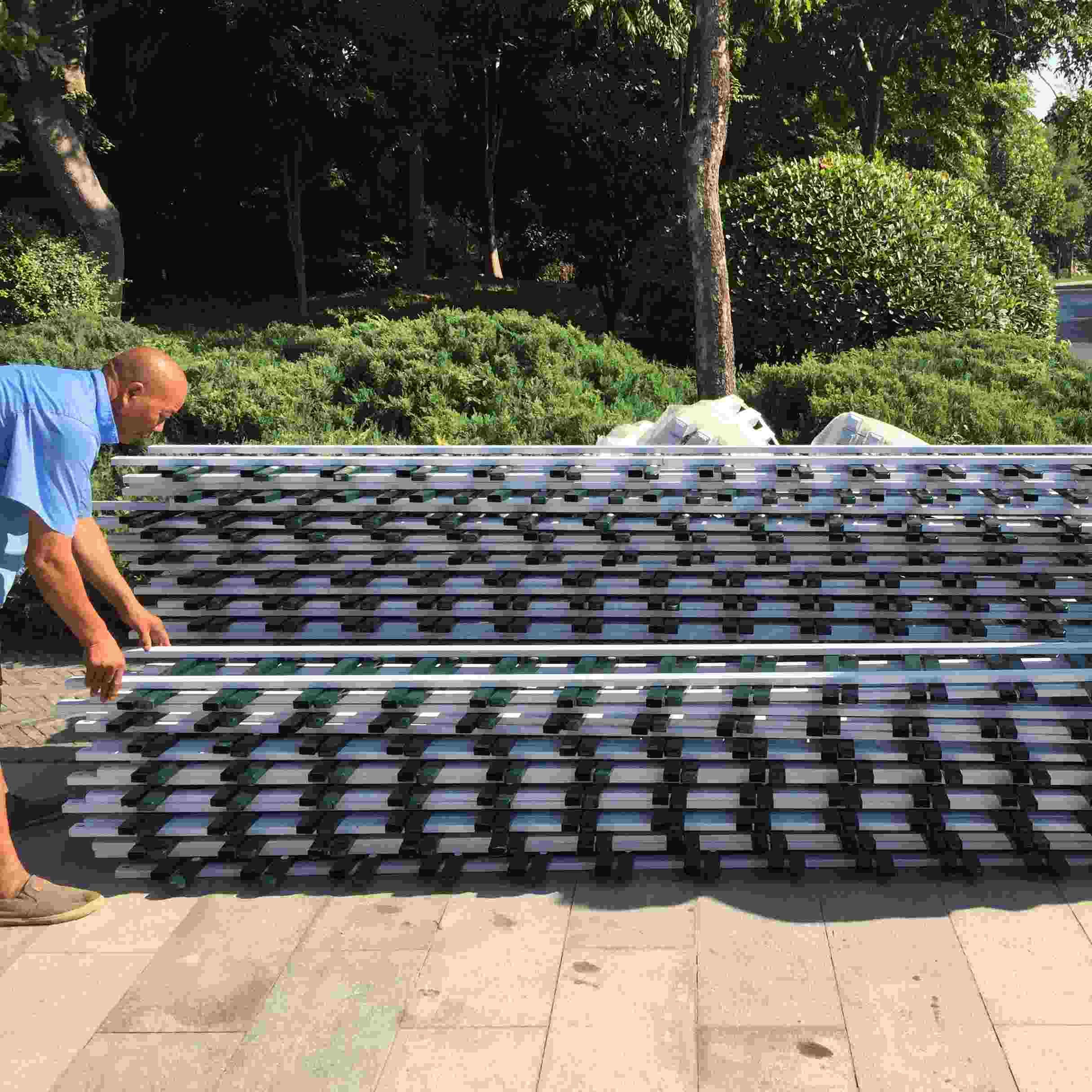 塑钢栅栏园艺护栏锌钢栅栏供应厂家-品牌好的锌钢园艺护栏价格怎么样