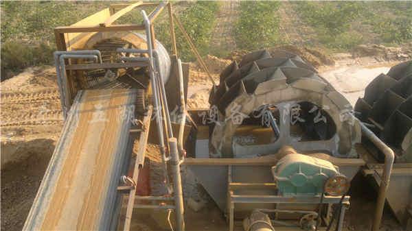 洗砂机械 洗砂机械厂家 洗沙机械价格 五湖环保设备