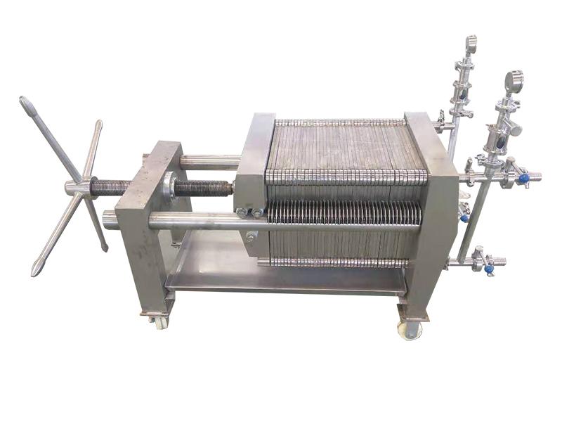 板框式纸板过滤机精滤过滤机