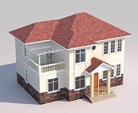 轻钢别墅性能-建造轻钢别墅哪家技术好