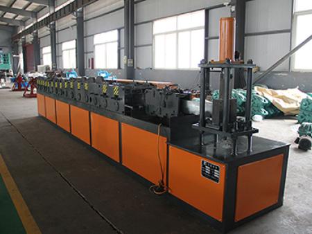 中国新型全自动消音导轨机 供应衡水好品质消音滑道机