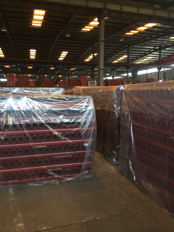 国标柔性铸铁管  抗震铸铁管厂家