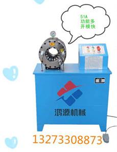 扣压机中高压油泵注意事项