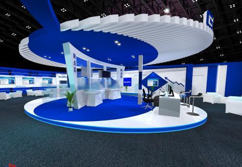 搭建会展展位工程-口碑好的亚博体育下载客户端设计服务商