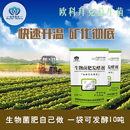 生物菌肥发酵剂生物有机肥发酵剂免激活快速升温发酵