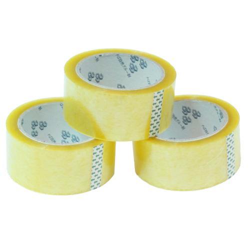【福礼胶带】烟台胶带厂家直销大卷胶带透明米黄支持定做
