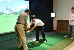 室內高爾夫安裝-黃浦區體太福高爾夫生產