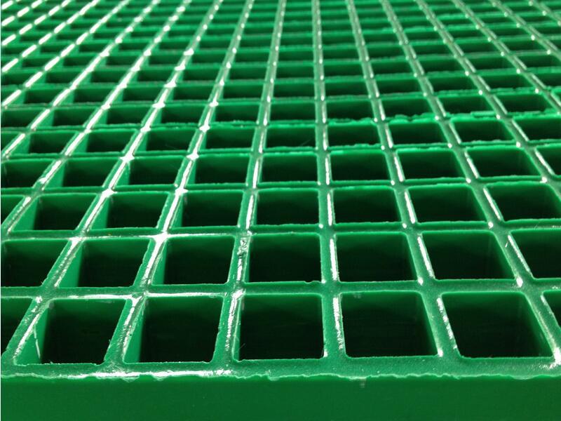 买口碑好的多色玻璃钢格栅,就来曼吉科玻璃钢
