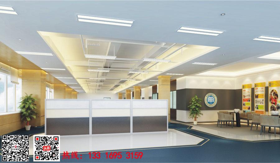 深圳装修公司|靠谱的办公室装修公司是哪家