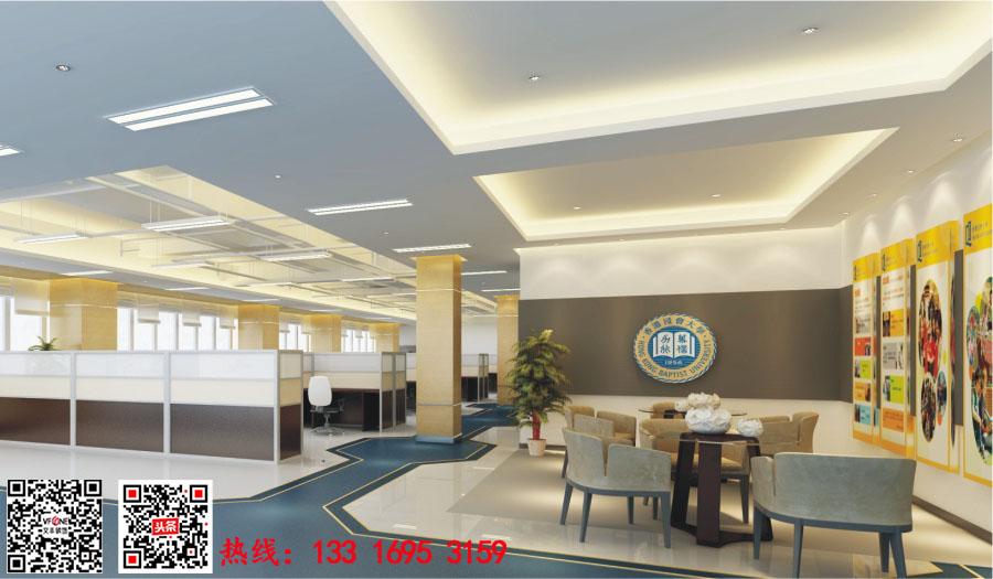 提供深圳装修公司-办公室装修价格
