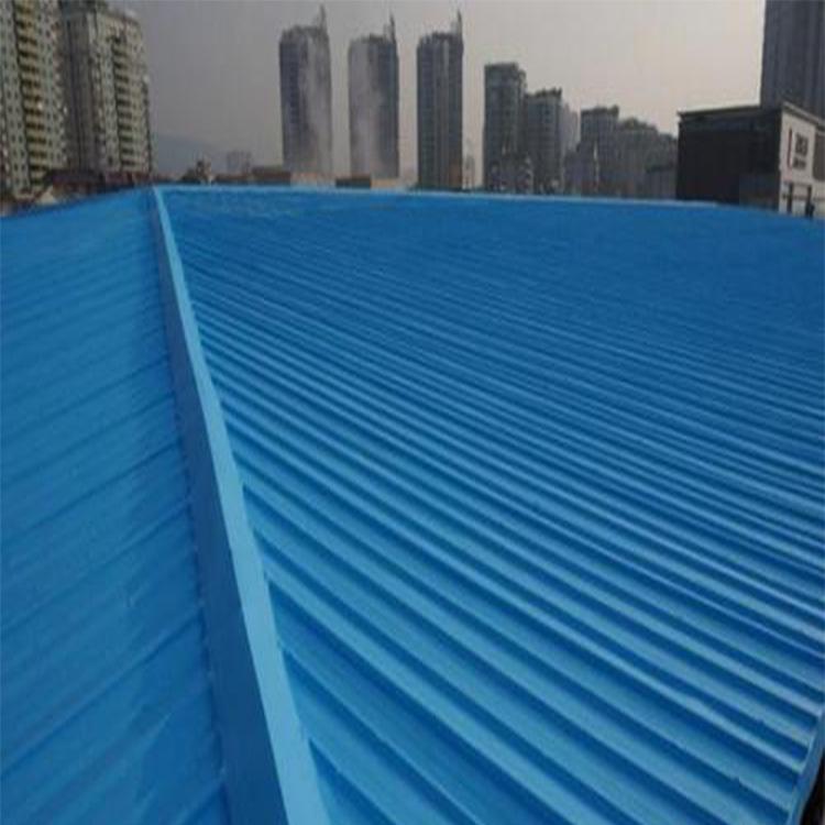 鋼結構屋面防水隔熱涂料價錢如何_高性價彩鋼瓦金屬屋面防水隔熱涂料推薦