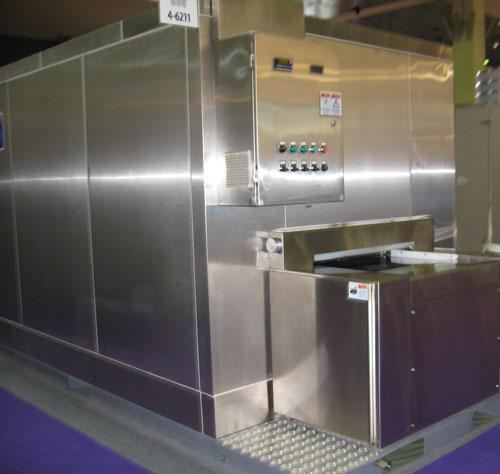 安徽高效网带速冻机-新品网带速冻机在哪可以买到
