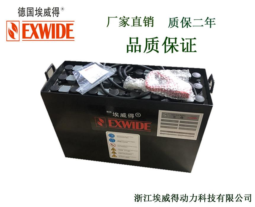 ?林德叉车蓄电池德国EXWIDE供应