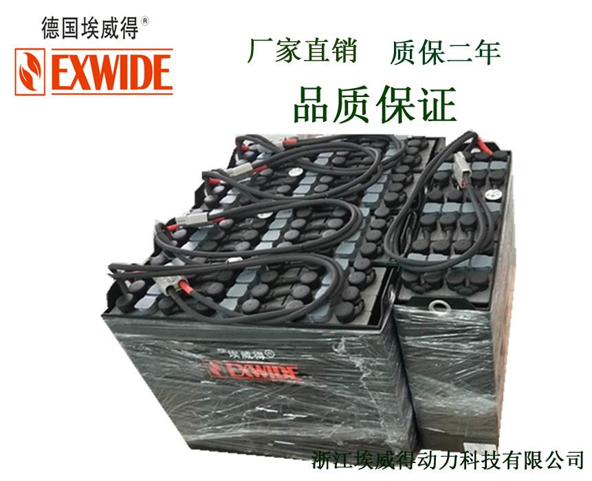 林德叉车蓄电池德国EXWIDE供应