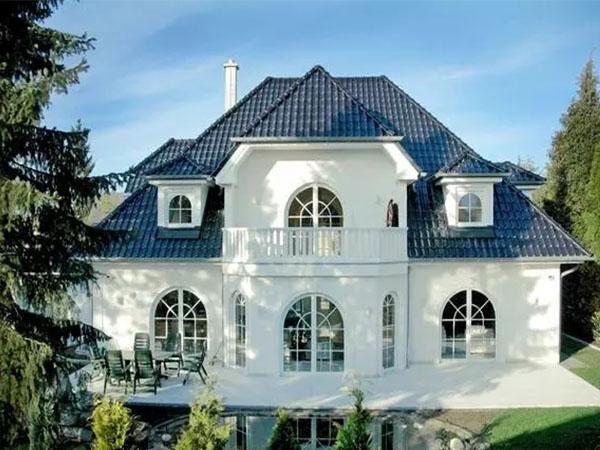 南陽輕鋼別墅-質量好的輕鋼別墅銷售