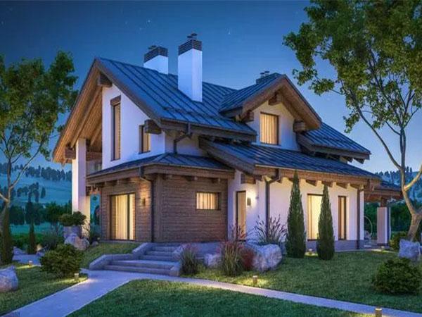輕鋼別墅造價|壹佳墅園好的輕鋼別墅供應