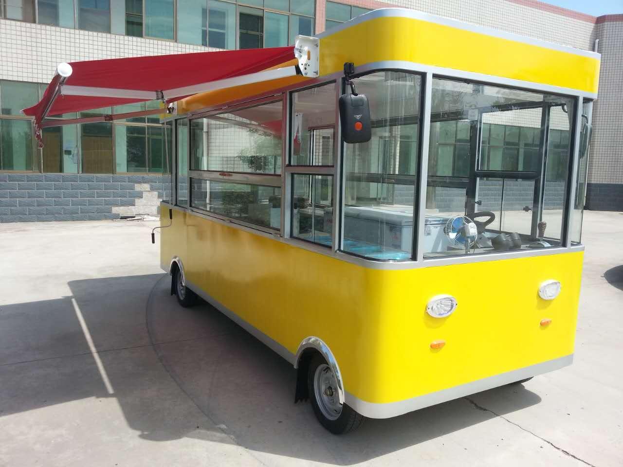 快餐餐饮车加盟 茶饮车加盟连锁 特色快餐车加盟