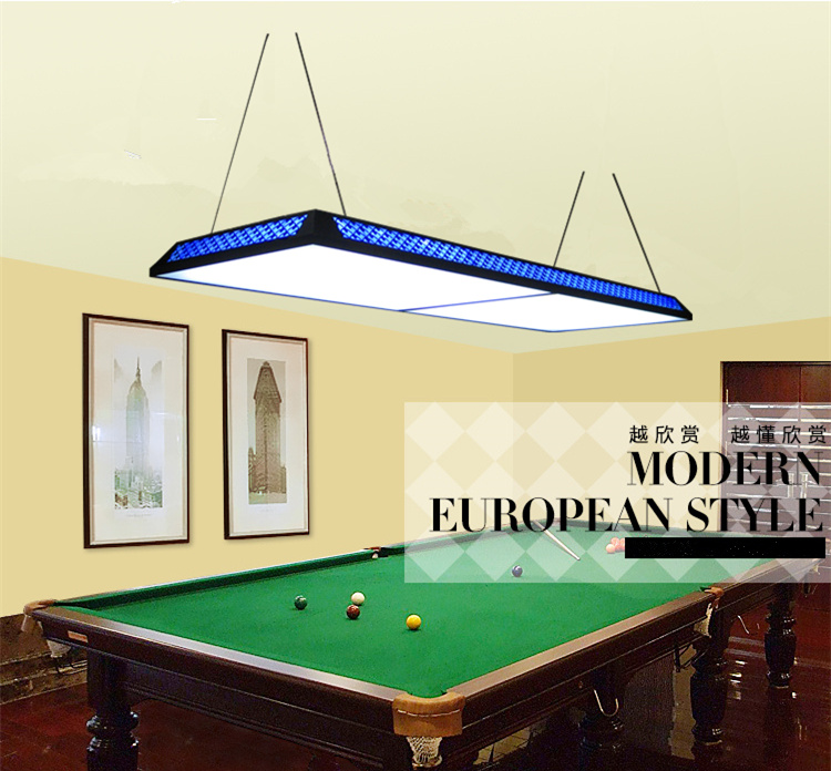 湖南台球房LED无影灯-买品牌好的台球房LED无影灯,就选古镇博动