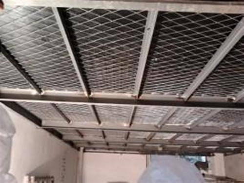 西安室内钢结构夹层