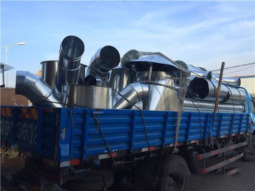 宁波通风管道-宁波风管加工-优质厂商兆基环保供