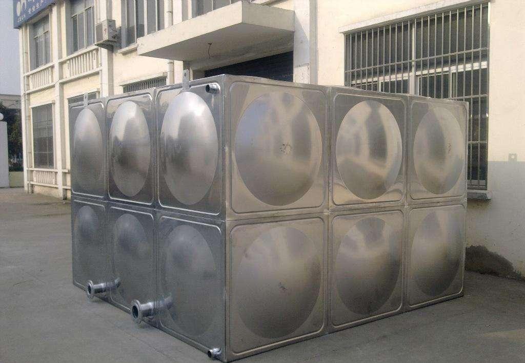 生活水箱 玻璃钢模压水箱 整体清水箱无锈蚀
