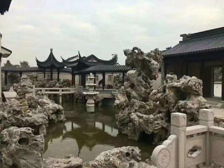 太湖石——临朐祥德景观园林销售处