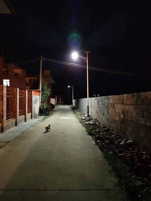 南宁太阳能路灯报价|广西良的太阳能路灯