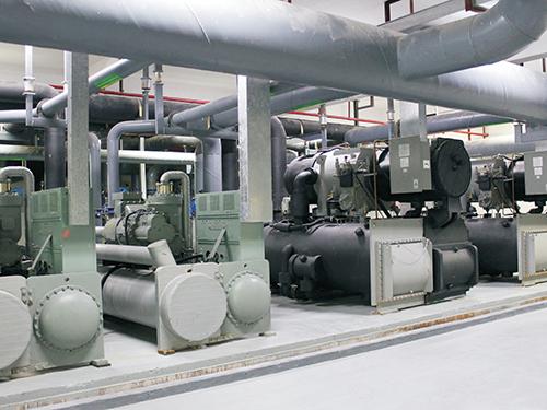 中央空调系统工程安装