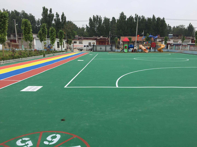 想买高品质硬地丙烯酸球场材料就到广州市恒辉体育设施 硅PU球场地坪
