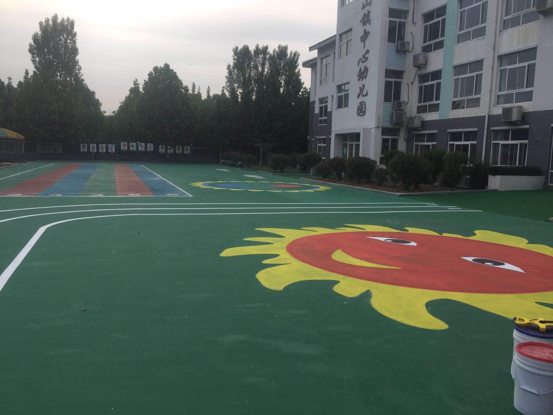 硅PU球场地坪 广东地区合格的硬地丙烯酸球场