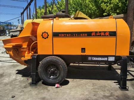 专业供应混凝土泵就来沈阳北山机械设备有限公司