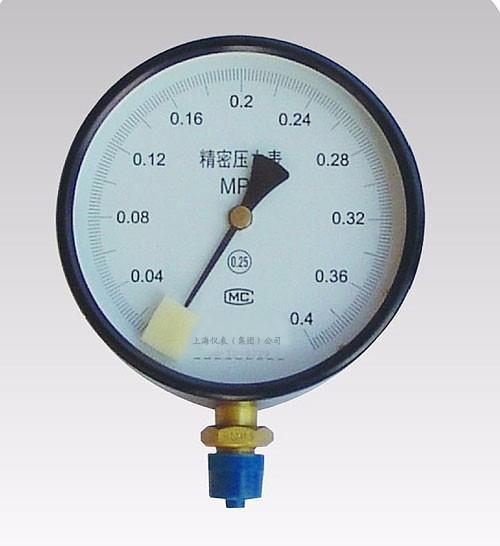 精密压力|上海上仪精密压力精度高|YB-150A精密压力表