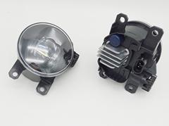 本田15锋范LED前雾灯改装升级款