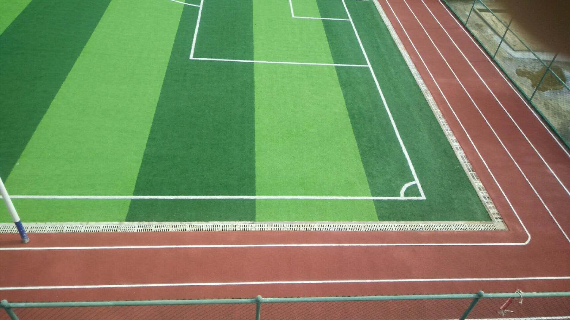 广州有保障的人造草提供商-硅PU球场地坪