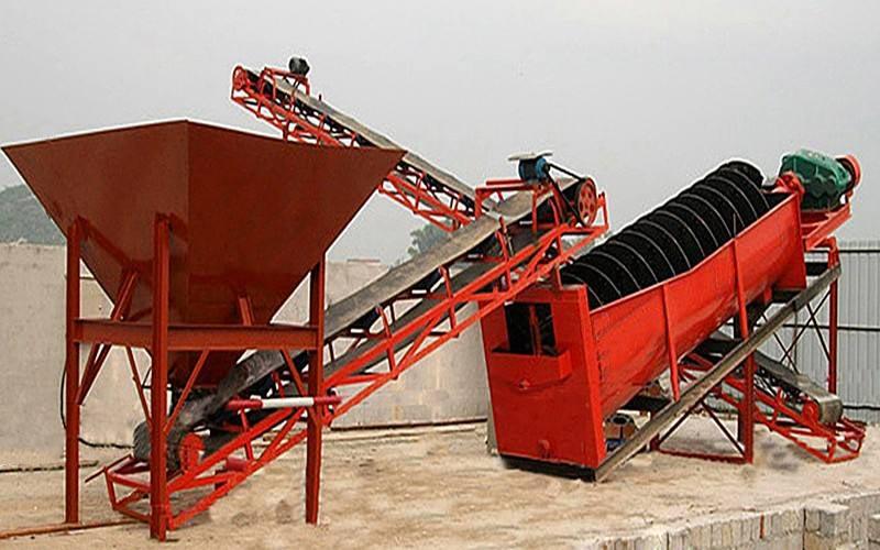 螺旋洗沙设备生产-潍坊哪里有提供螺旋洗沙设备