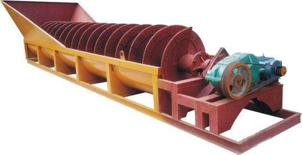 螺旋洗沙設備廠家-海天挖沙機械專業供應螺旋洗沙設備
