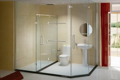 延安淋浴房安装电话-西安哪有专业的宝鸡淋浴房厂家项目