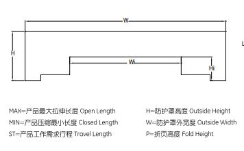 新款北京世纪大唐防护罩_要买耐用的机床防护罩就到世纪大唐五金