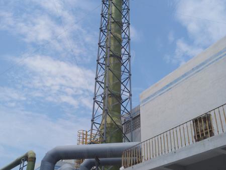 电厂烟囱防腐